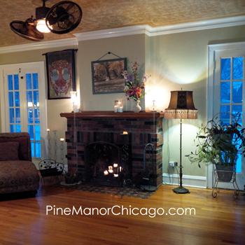 Small Wedding Venue, Unique Pine Manor Chicago