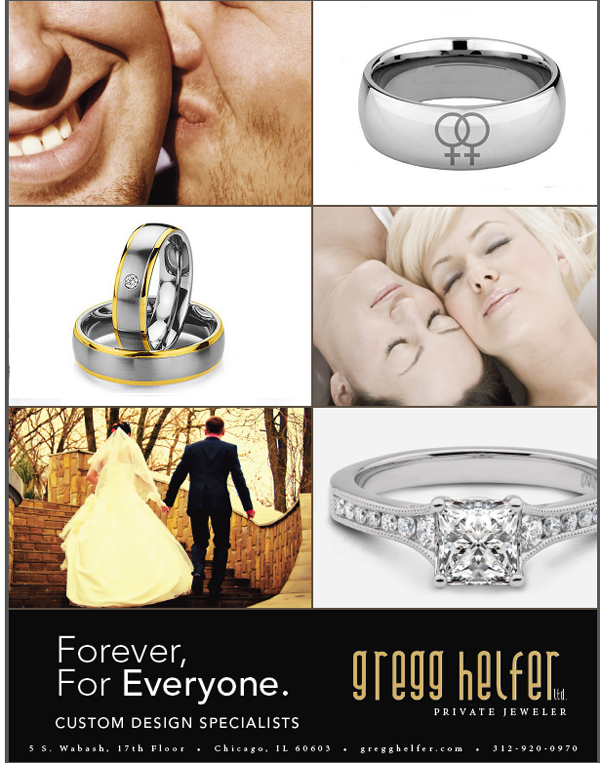 gay jewelers chicago wedding rings