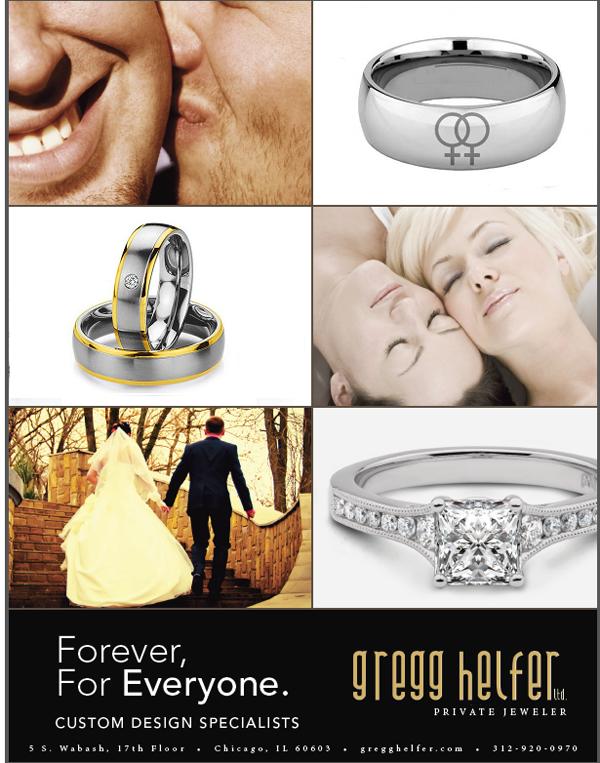 gay jewelers chicago wedding rings
