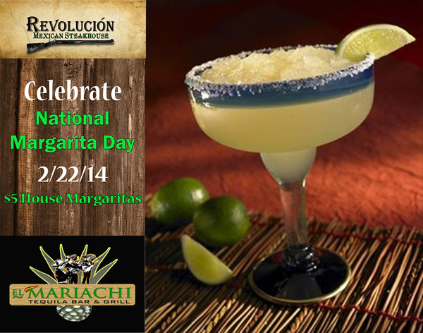 national margaritta day