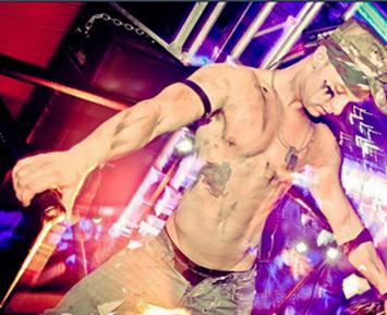 koby grant fitness trainer model dancer