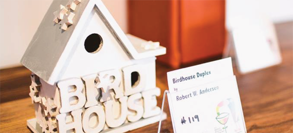 chicago house bird house auction