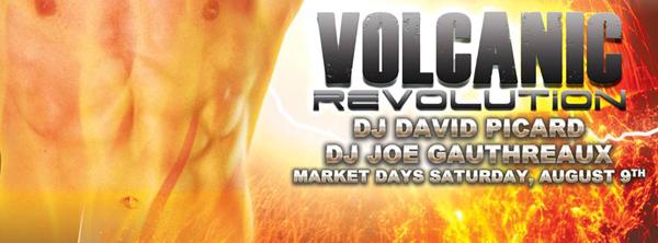 volcanic revolution HEATWAVE chicago