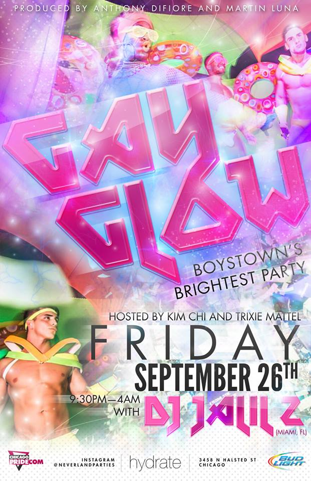 gay glow hydrate nightclub chicago