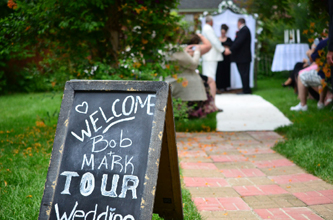 Welcome To Pine Manor Chicago gay weddings