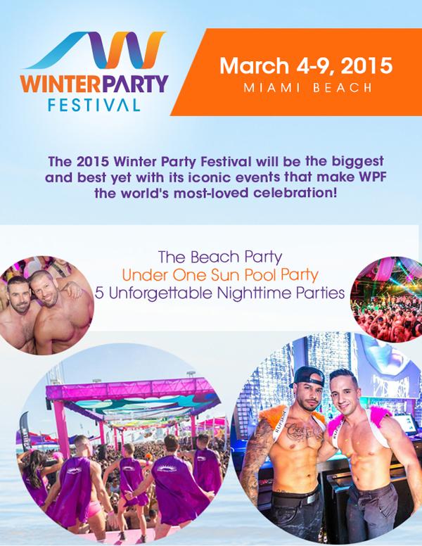 winter party 2015 Miami