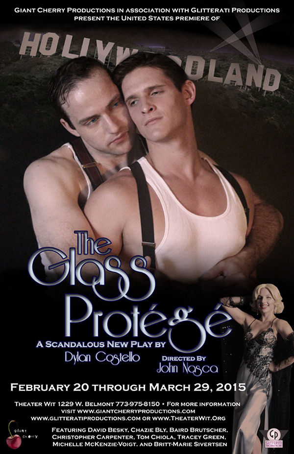 Glass Protege Poster