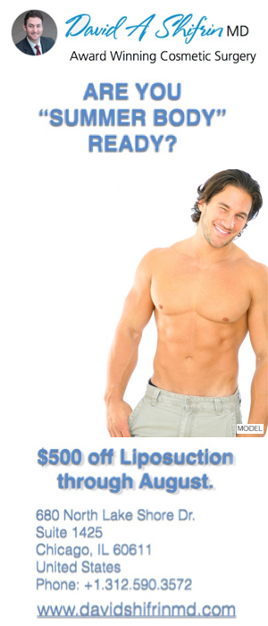 liposuction men chicago best doctor