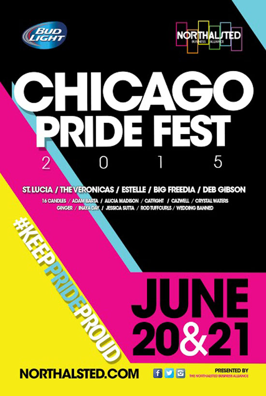 chicago pride fest 2015 boystown