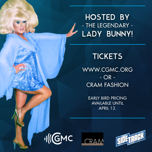 lady bunny chicago