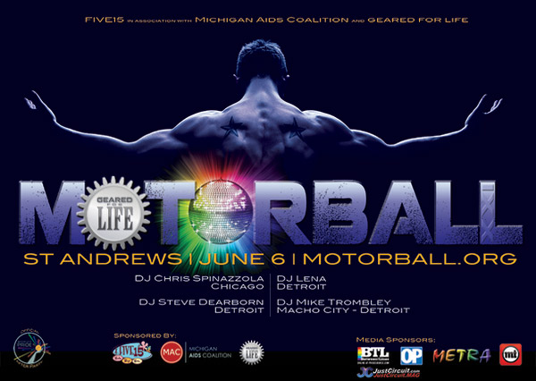 Motorball Returns To Detroit June 5th Gay Chicago