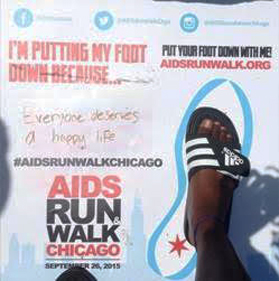 chicago aids walk
