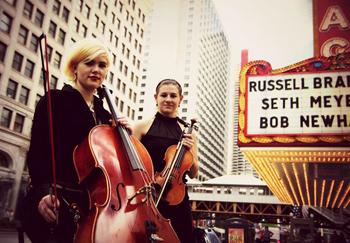 chicago steet strings musicians