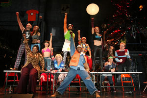 "The hit musical ""Rent"" returns to the Keller Auditorium, June 23-28."