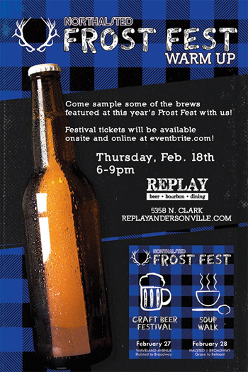 frost fest boystown chicago