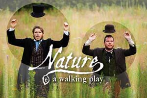 nature a walking play